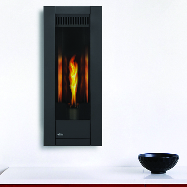 Torch t8 gas fireplaces room