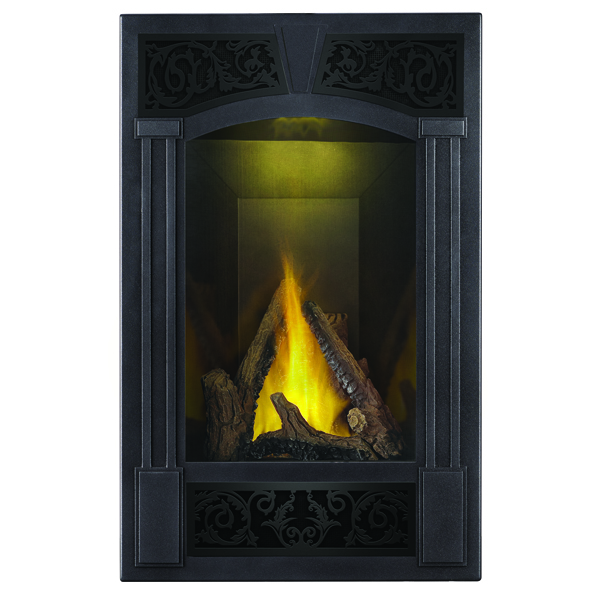 Vittoria gas fireplace