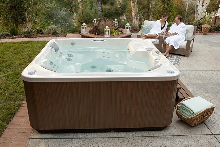hot tub backyard retreat blog