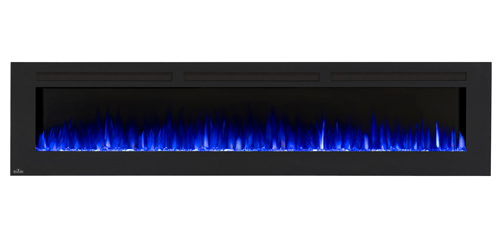 allure-100 electric blue napoleon-fireplaces