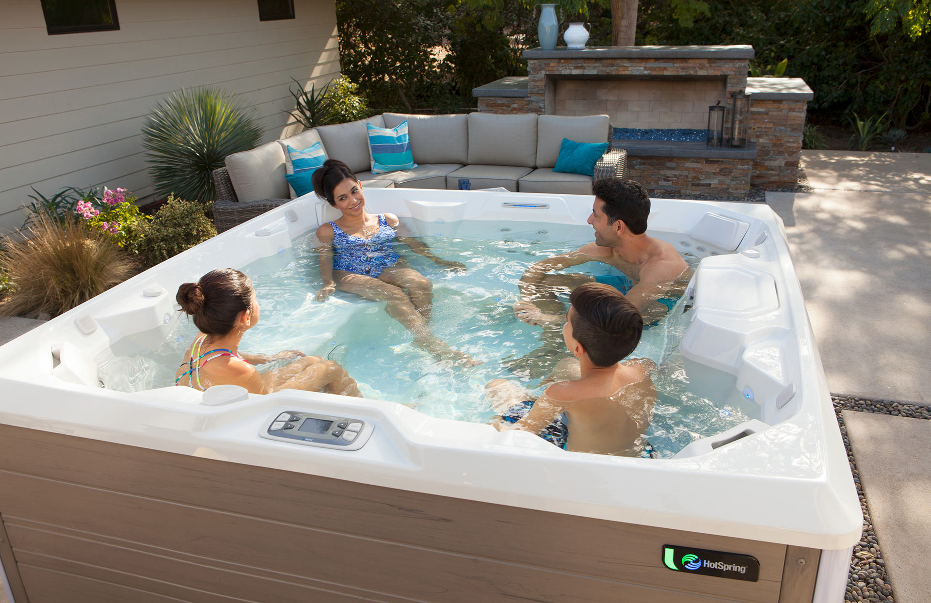 Understand Stress, Then Hot Tub It Away