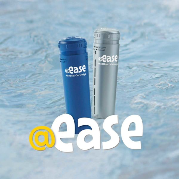 Ease hot tub care
