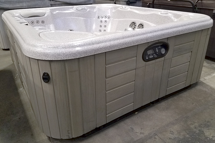 SOLD - Certified Pre-Owned - 2007 Sovereign - Used Hot Tub ...