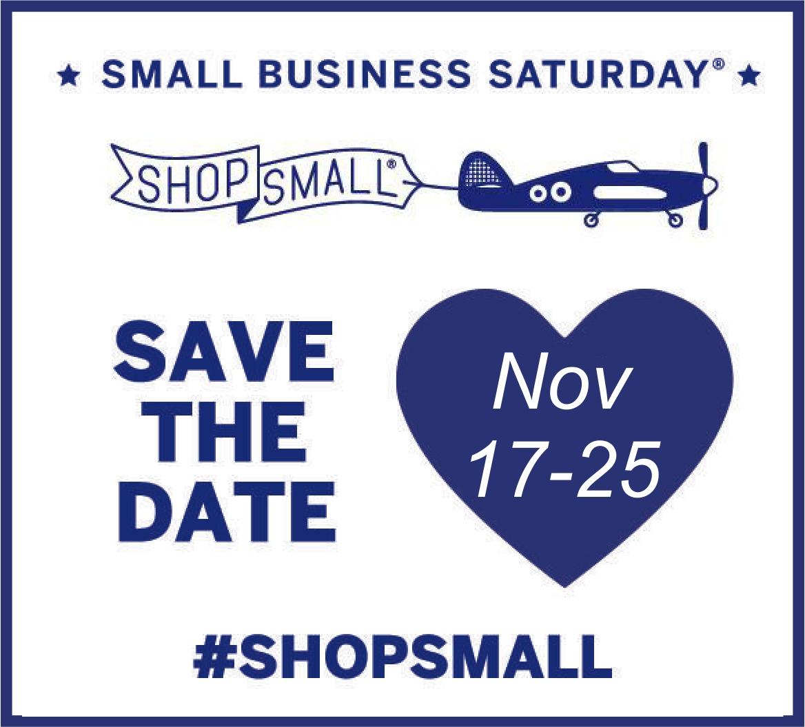 Small Business Saturday hot tub sale