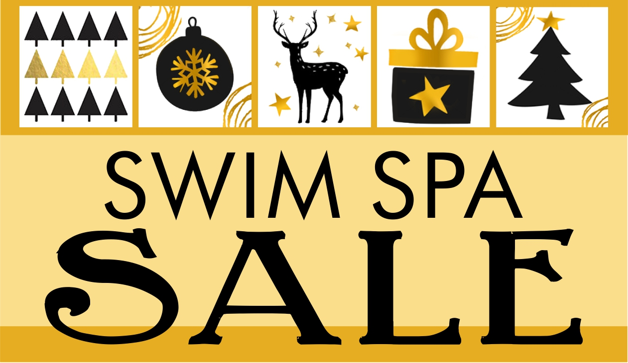 End of Year Clearance - Hot Tubs, Swim Spas, Fireplaces