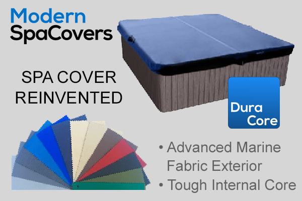 Modern Spa Covers DuraCore Cover