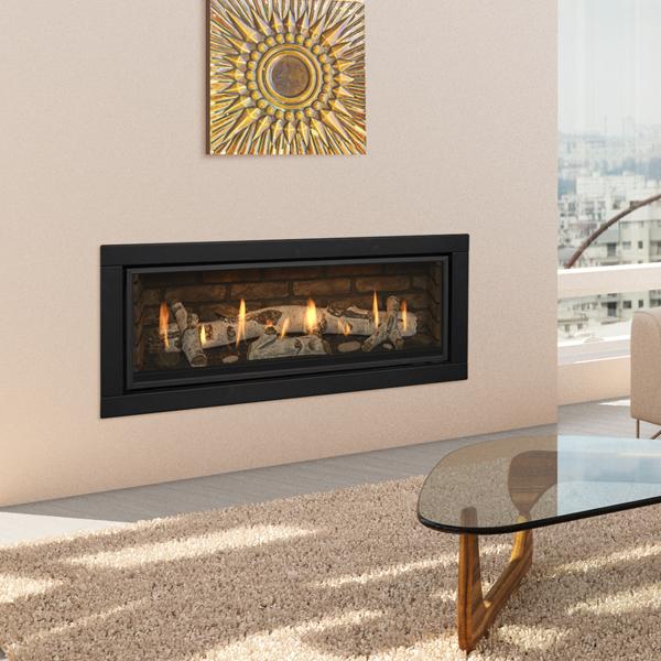 Callaway 40 Gas Fireplace - Kozy Heat