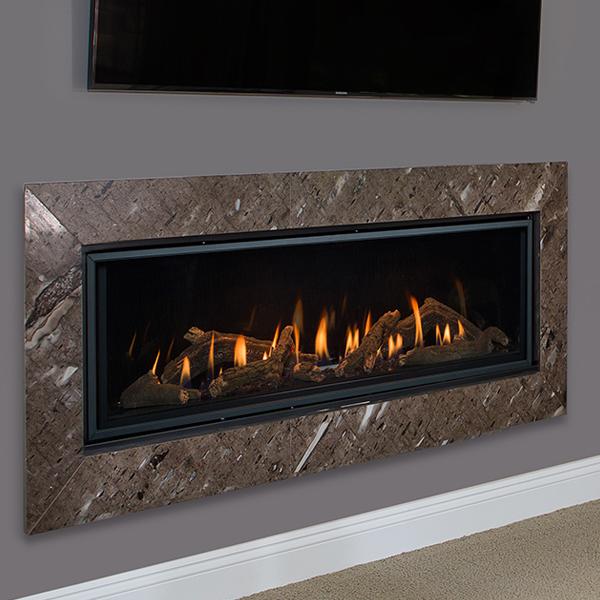 Callaway 50 Gas Fireplace - Kozy Heat