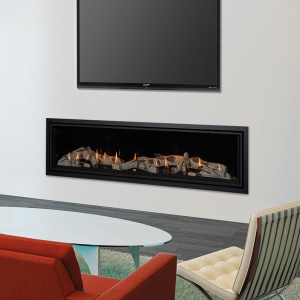 Callaway 72 Gas Fireplace - Kozy Heat