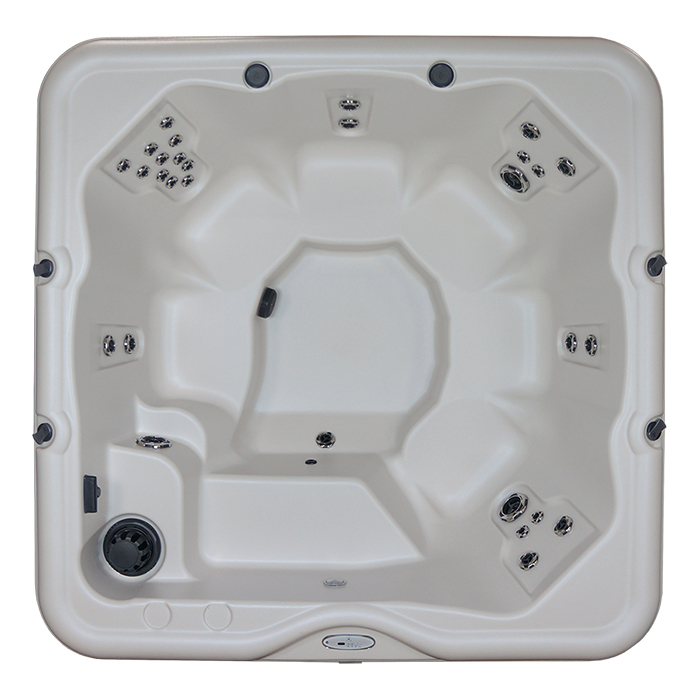 Nordic Jubilee MS hot tub