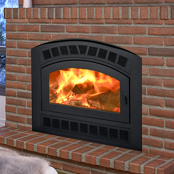 Kozy Heat Albany Wood Fireplace