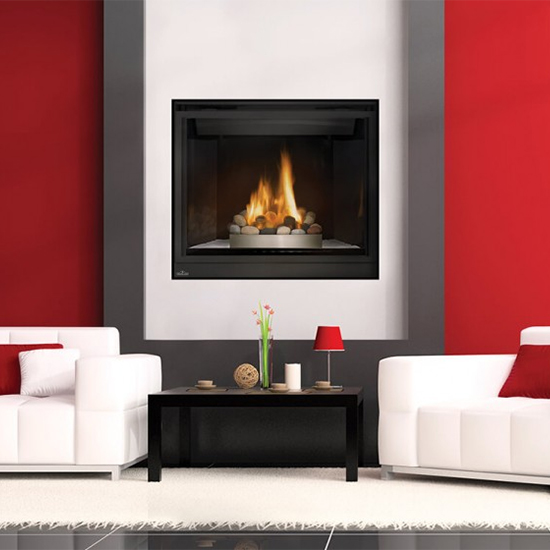 Napoleon High Definition 40 Gas Fireplace