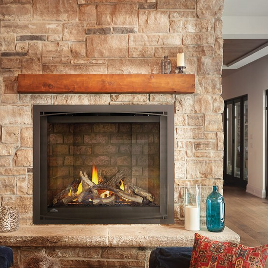 Altitude X Series 42 Gas Fireplace
