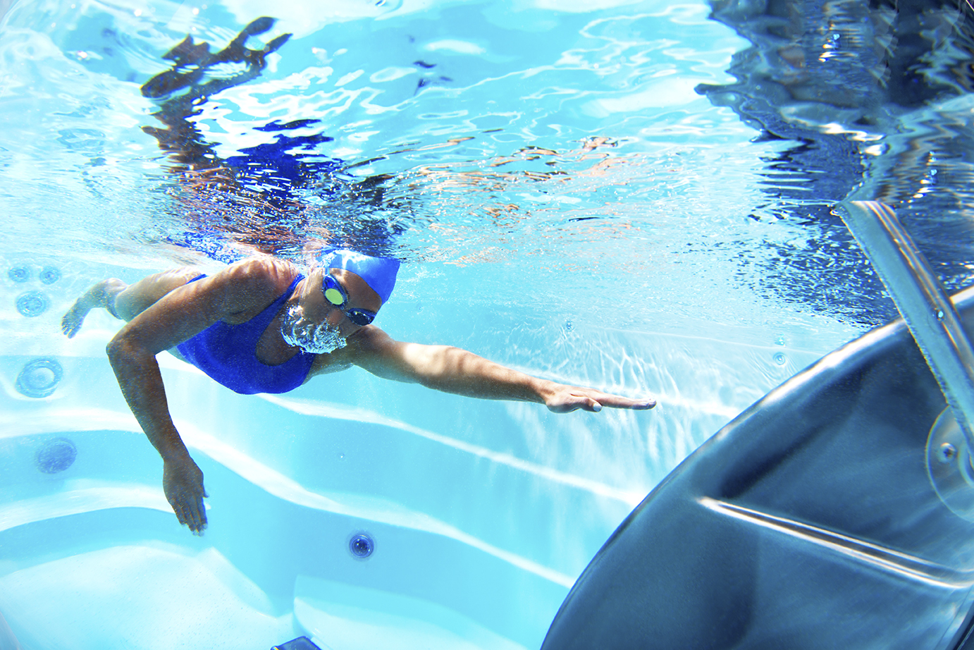 Endless Summer with Endless Pools Swim Spas