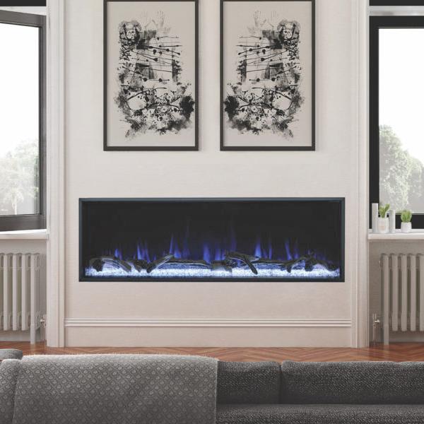 Kozy Heat Osseo 60 Linear Gas Fireplace
