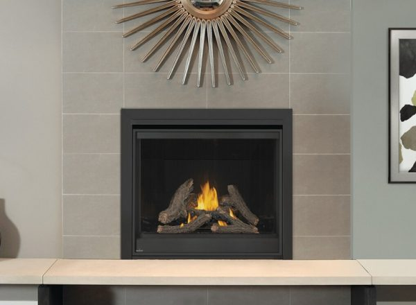 Ascent Deep Napoleon Gas Fireplace