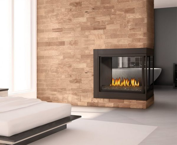 Ascent multi view Napoleon Gas Fireplace