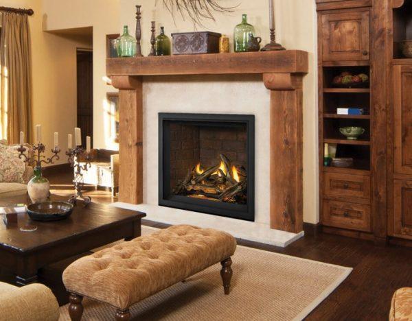 Elevation X 36 Napoleon Gas Fireplace