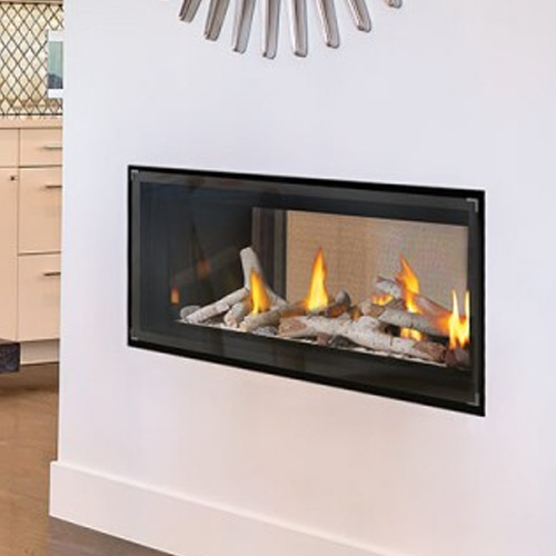 Luxuria 38 Napoleon Linear See Through Gas Fireplace