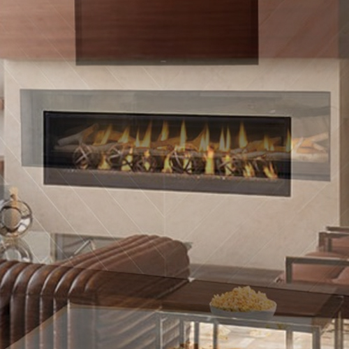 Luxuria 62 Napoleon Linear Gas Fireplace