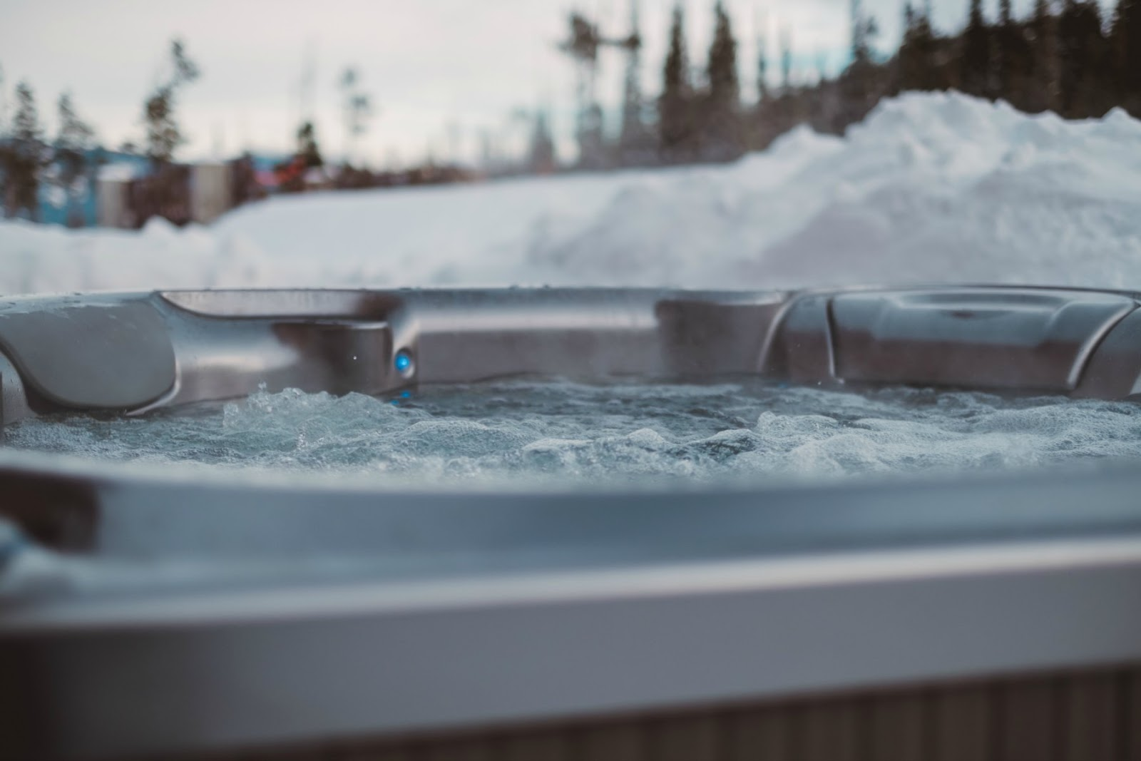 5 Tips for Caring for Your Hot Tub in Winter