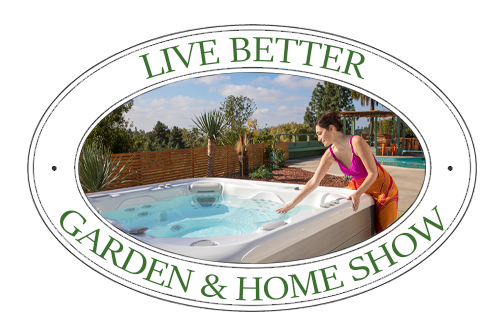 Live Better Garden and Home Show on hot tubs