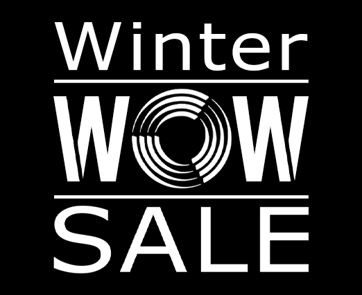 Winter WOW Sale on hot tubs
