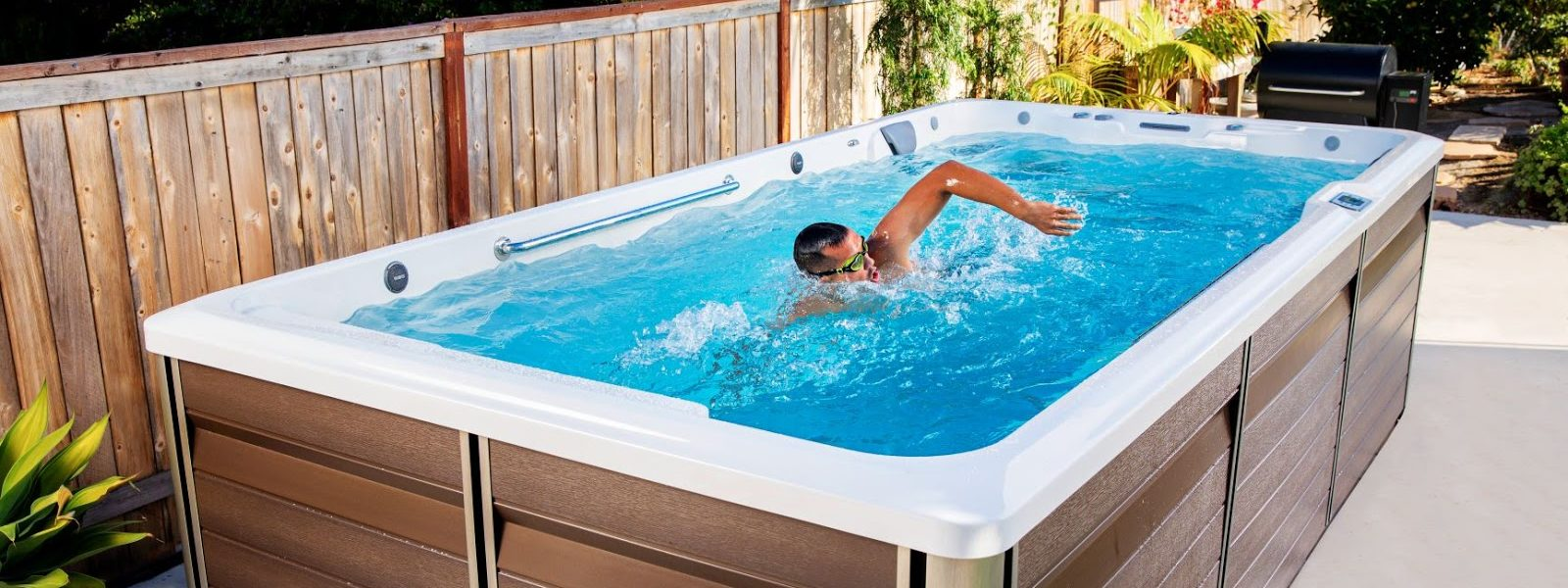 Setting Your Swim Spa Up for Success