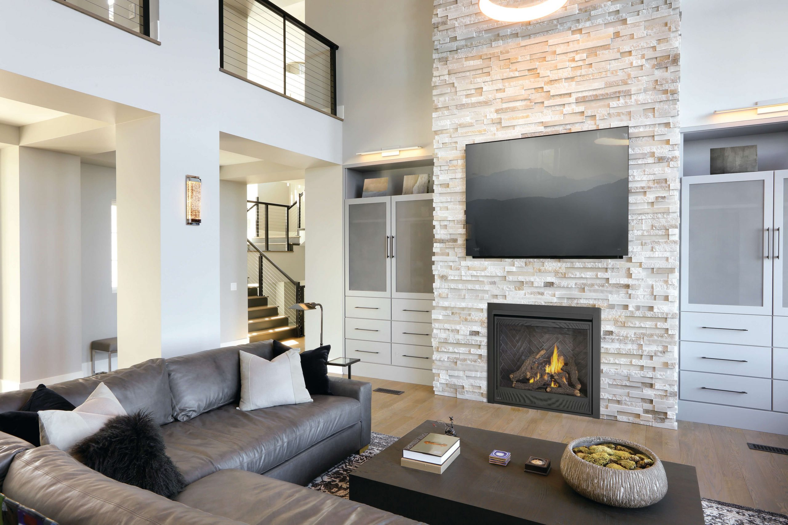 Benefits of Direct Vent Gas Fireplaces