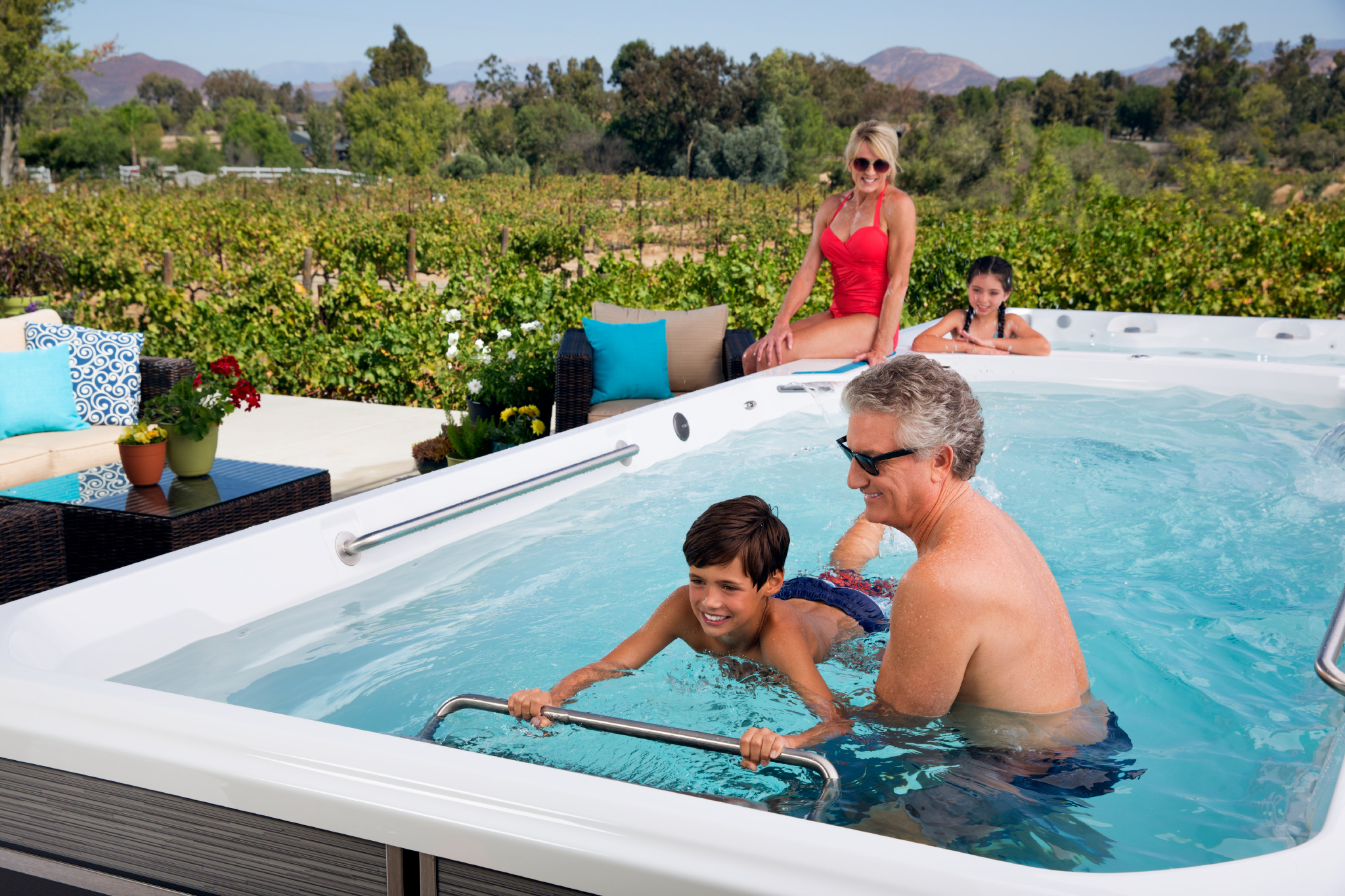 How a Swim Spa Brings You Endless Enjoyment All Year