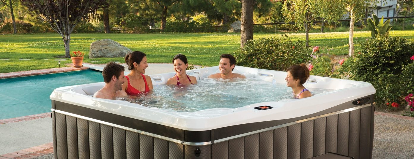 Spring Landscaping Tips for Your Hot Tub