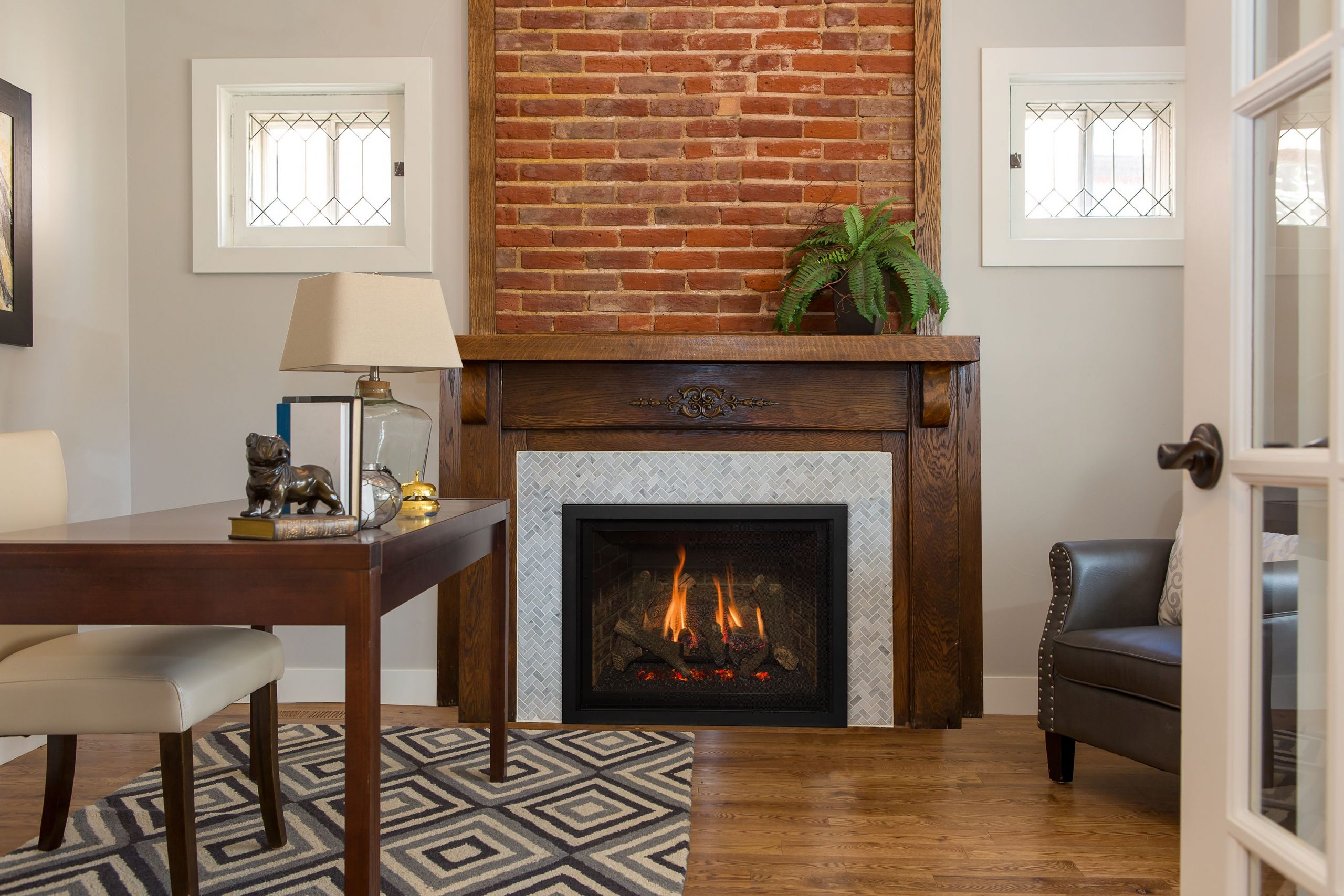 Which Rooms Can I Install My Fireplace In?