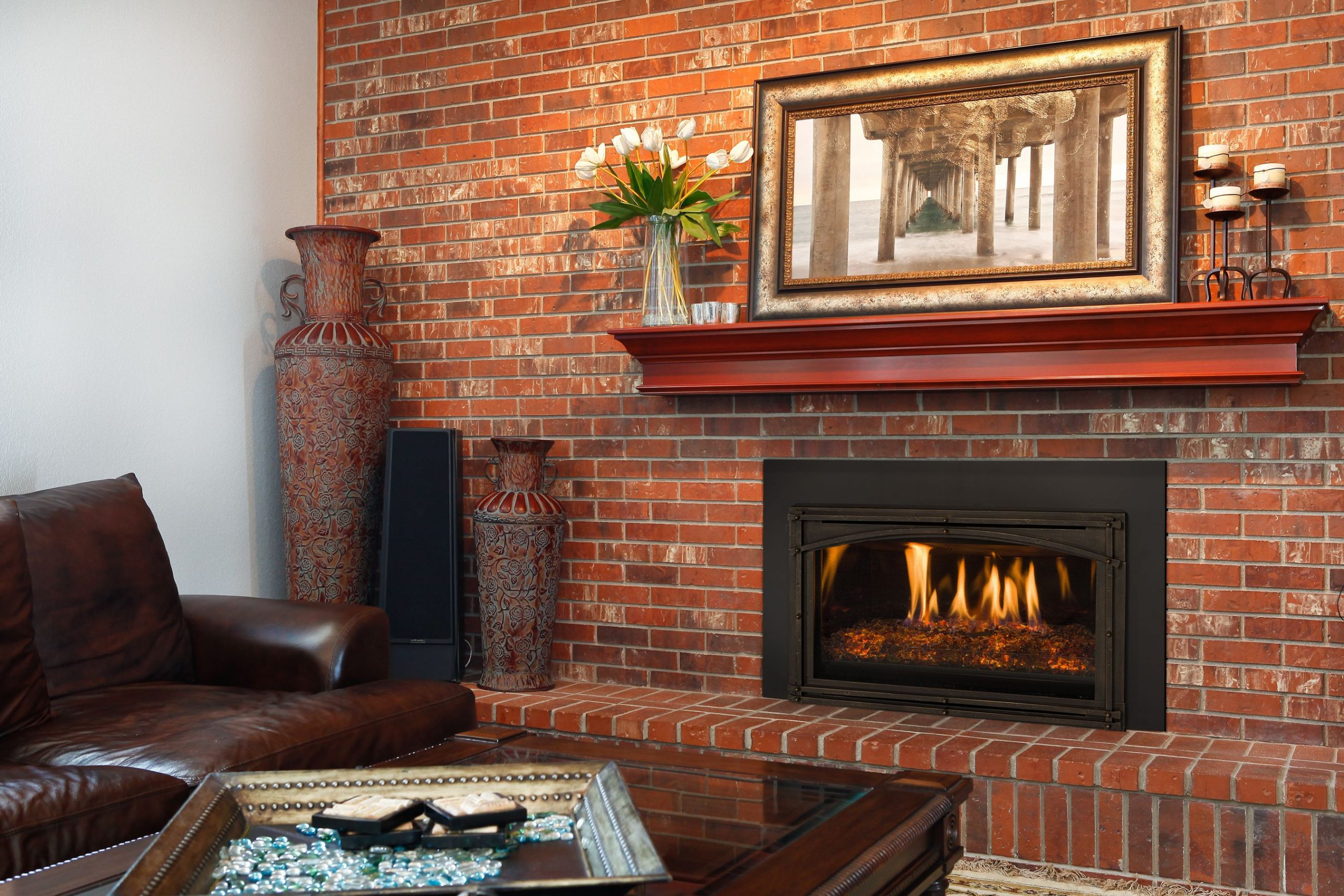 Replacing Your Old Fireplace with a New One