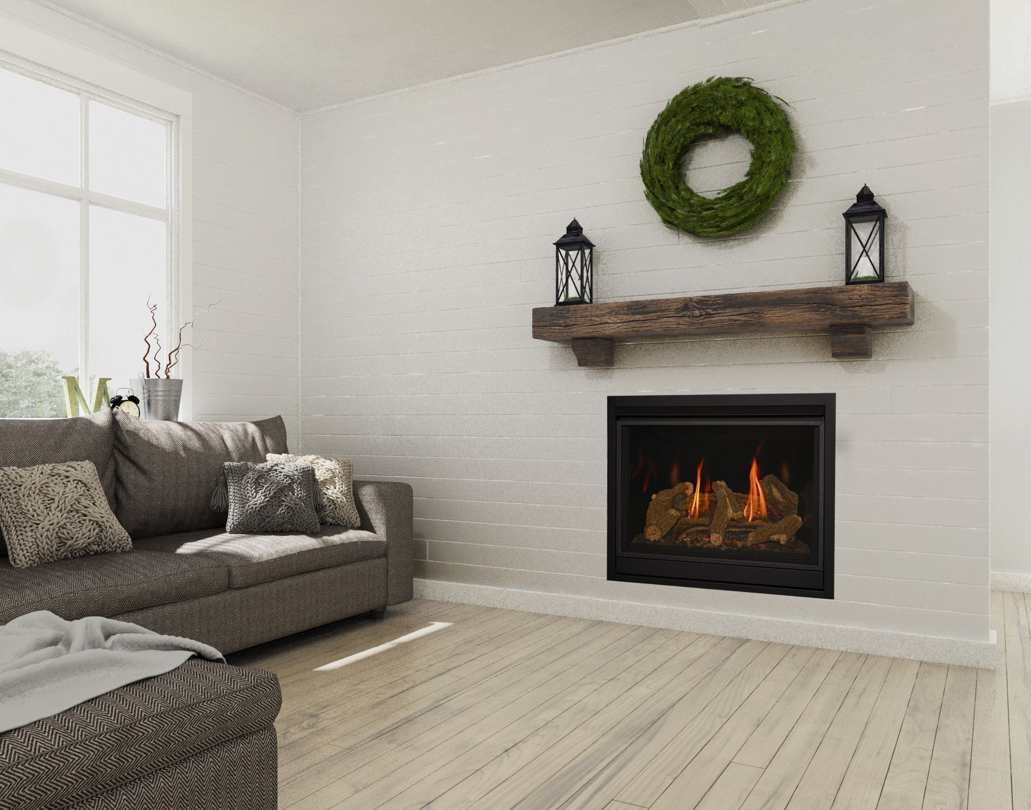 Six Reasons Why You Need a Fireplace