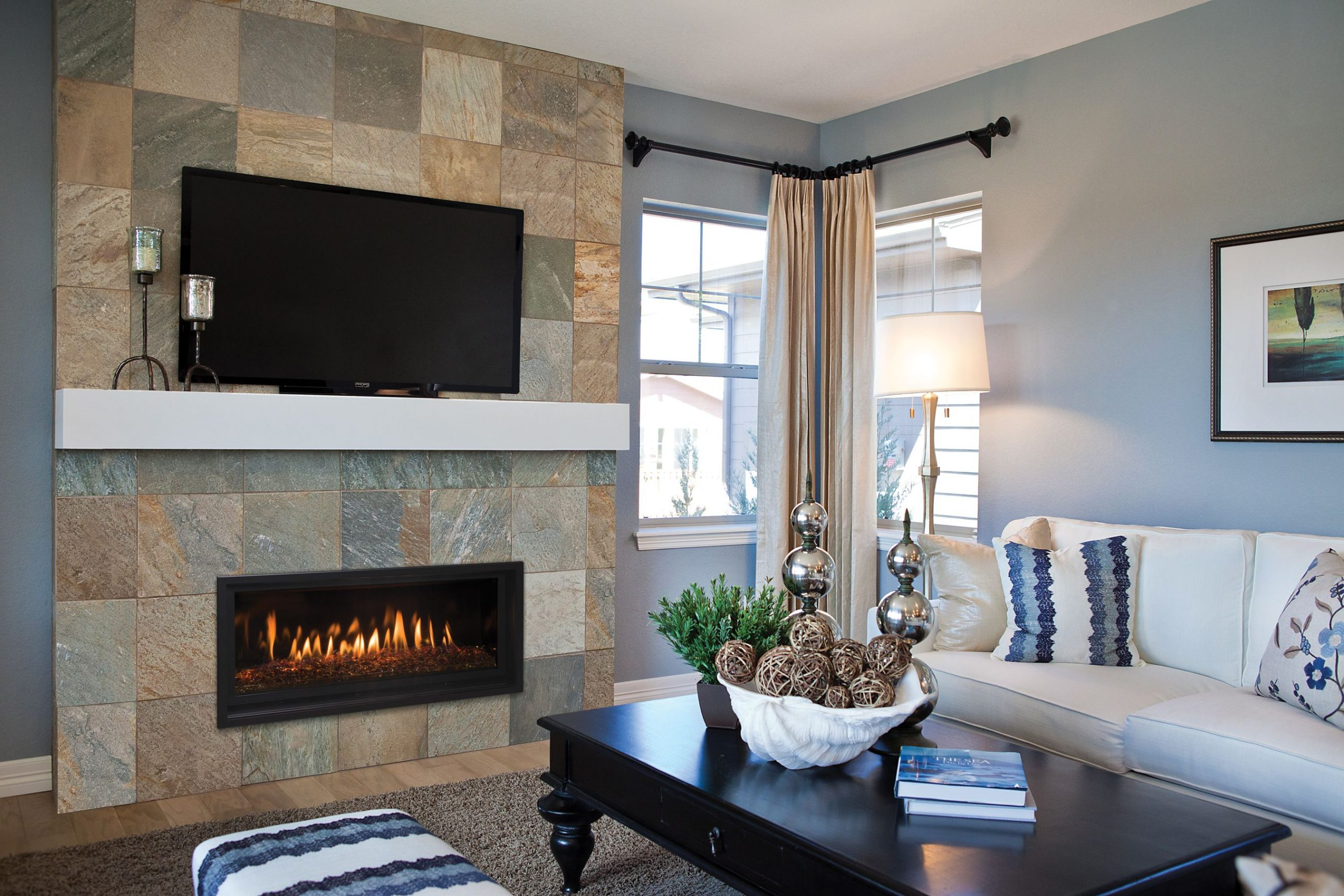 The Best Way to Buy a Fireplace Online