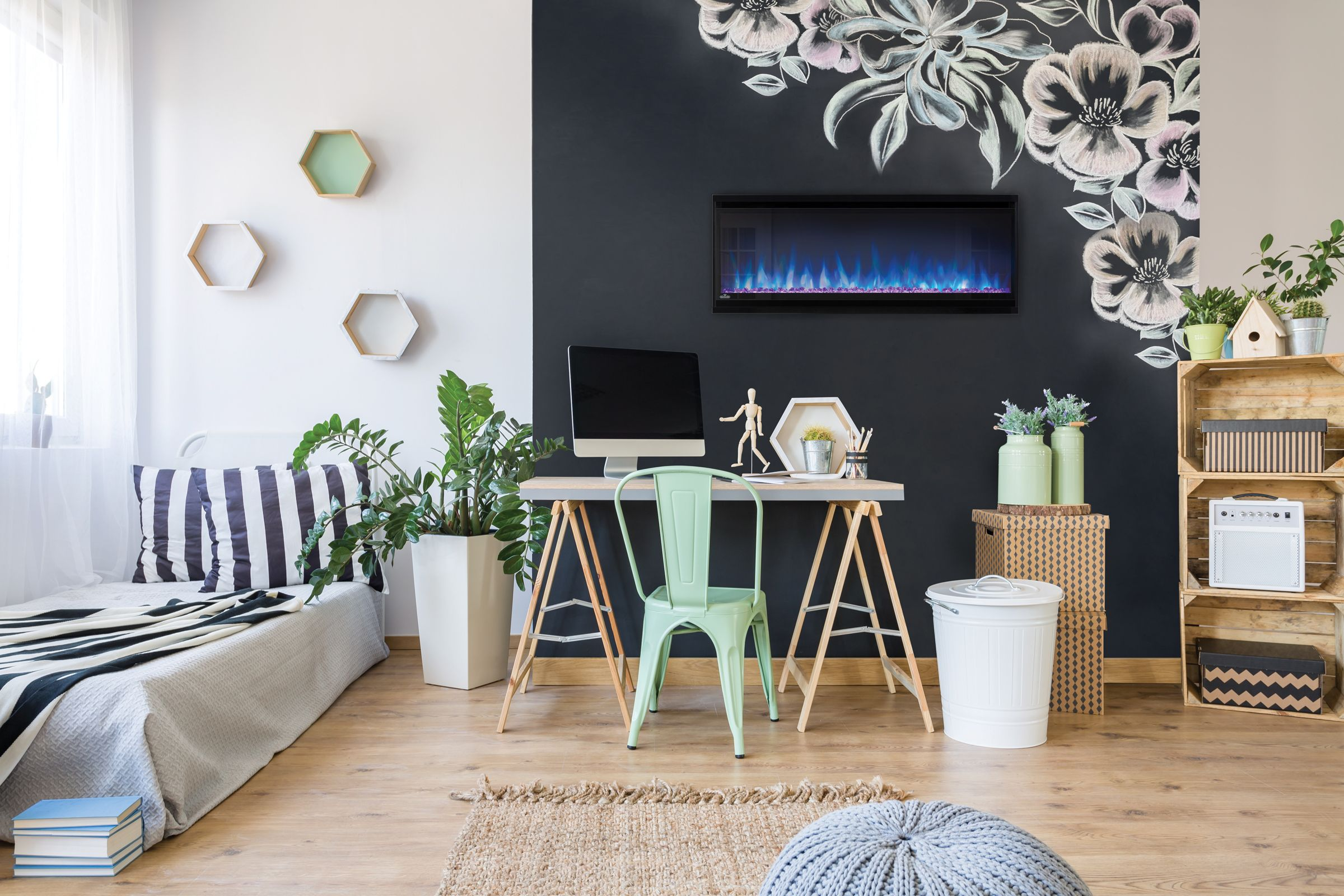 Can I Have a Fireplace in an Apartment?