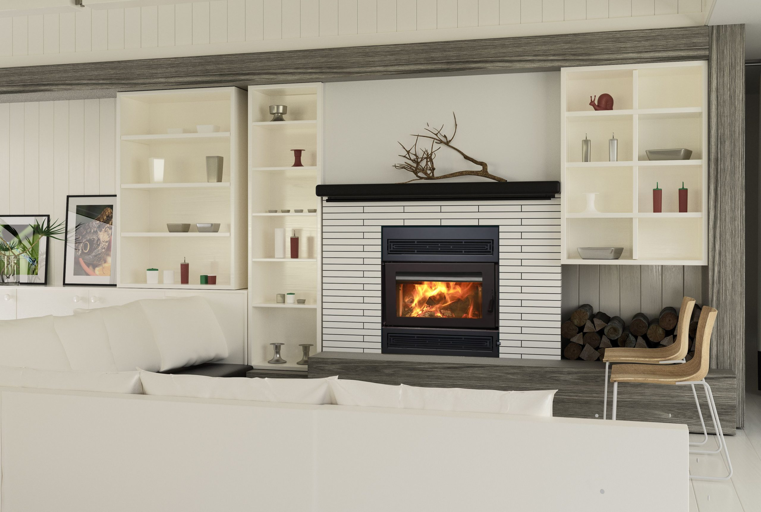 How to Increase the Efficiency of Your Fireplace