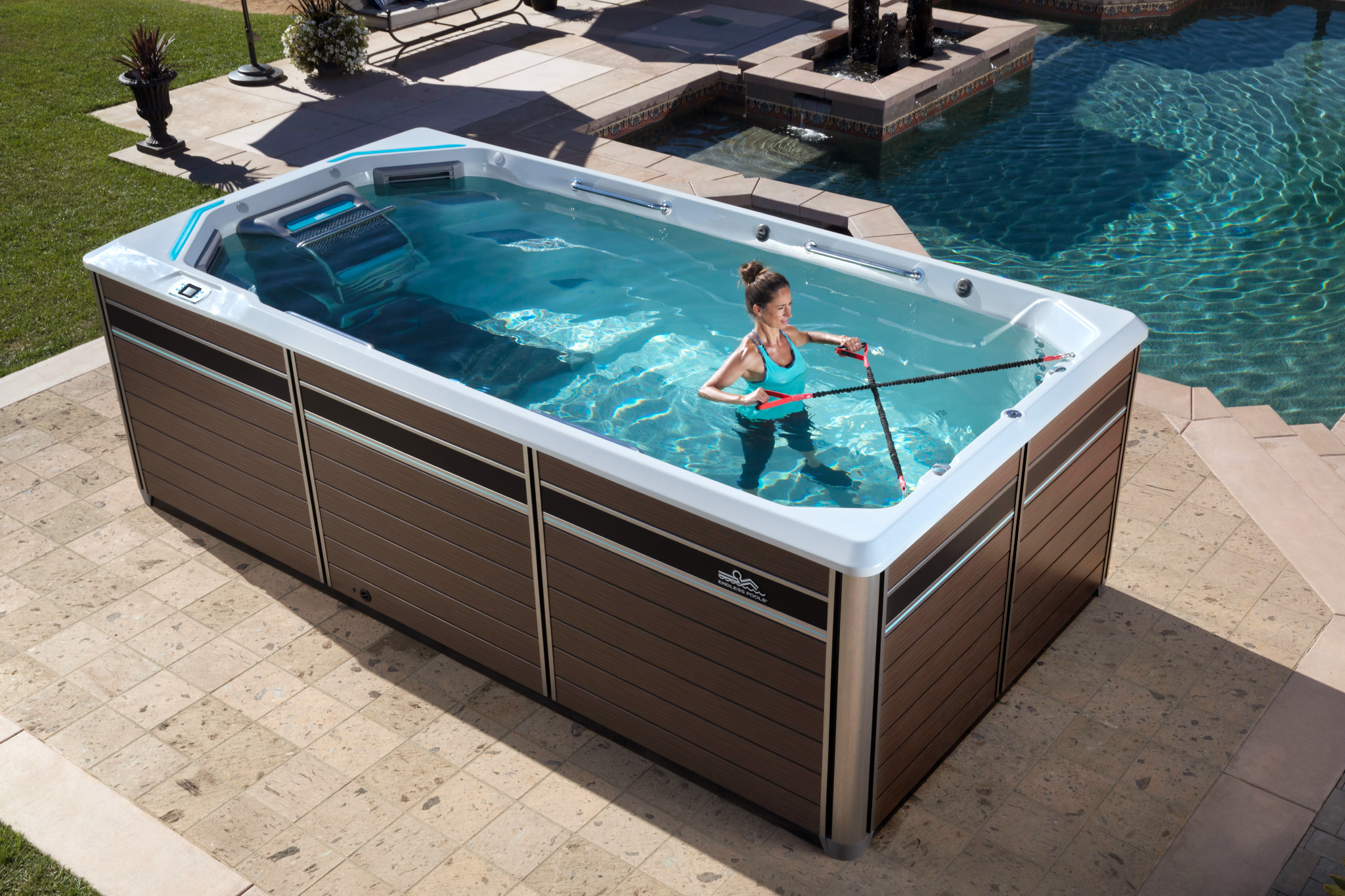 The Combined Benefits of Exercise and Recovery with a Swim Spa