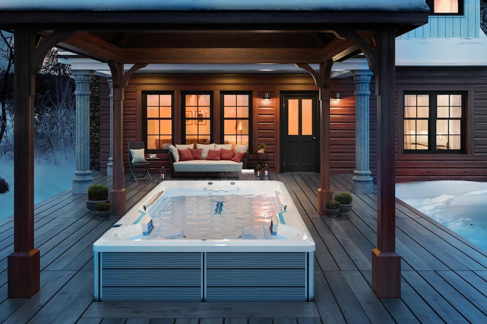 Protect Your Swim Spa During Inclement Weather – Learn How