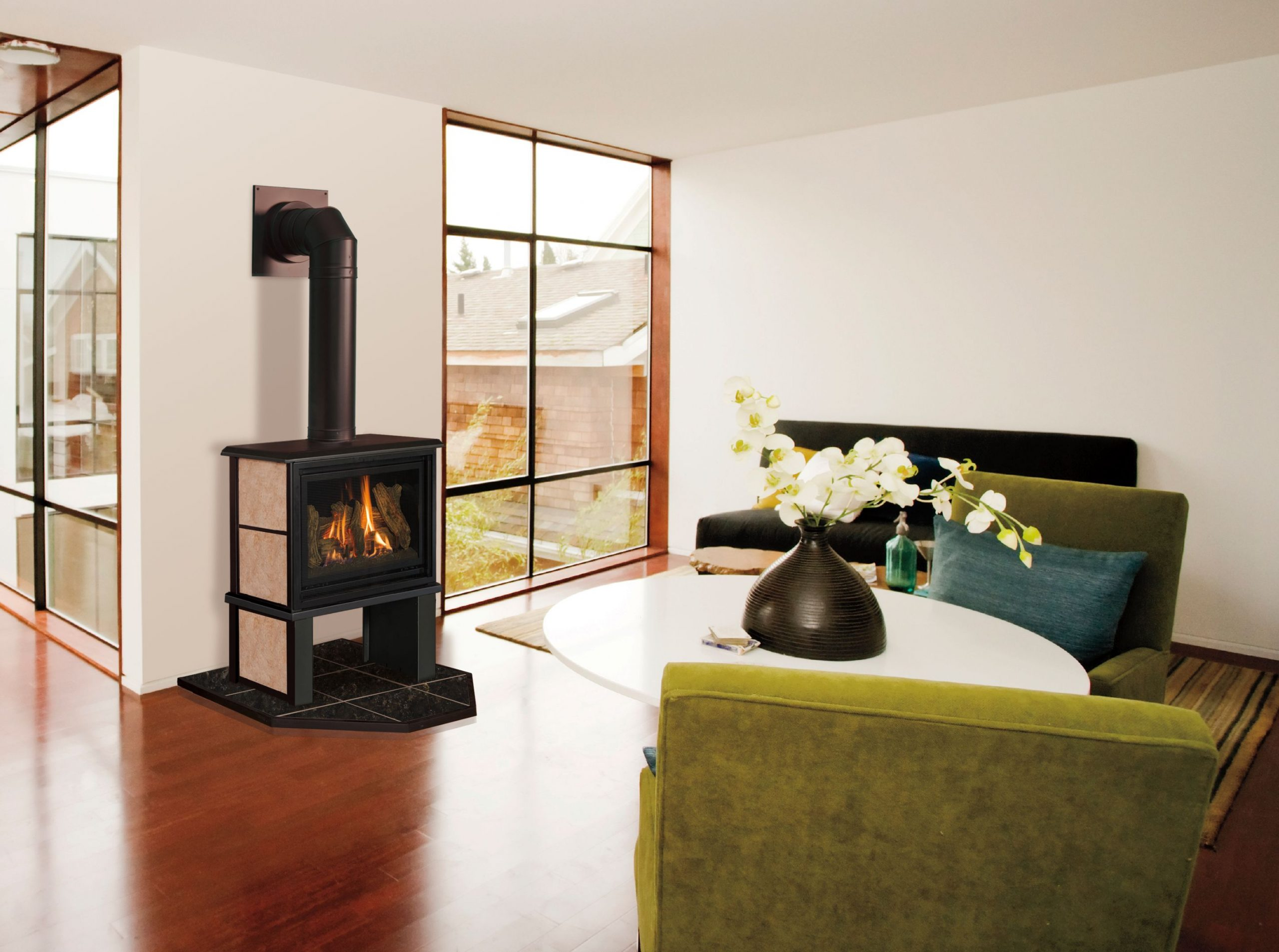 Pros and Cons to a Wood Stove