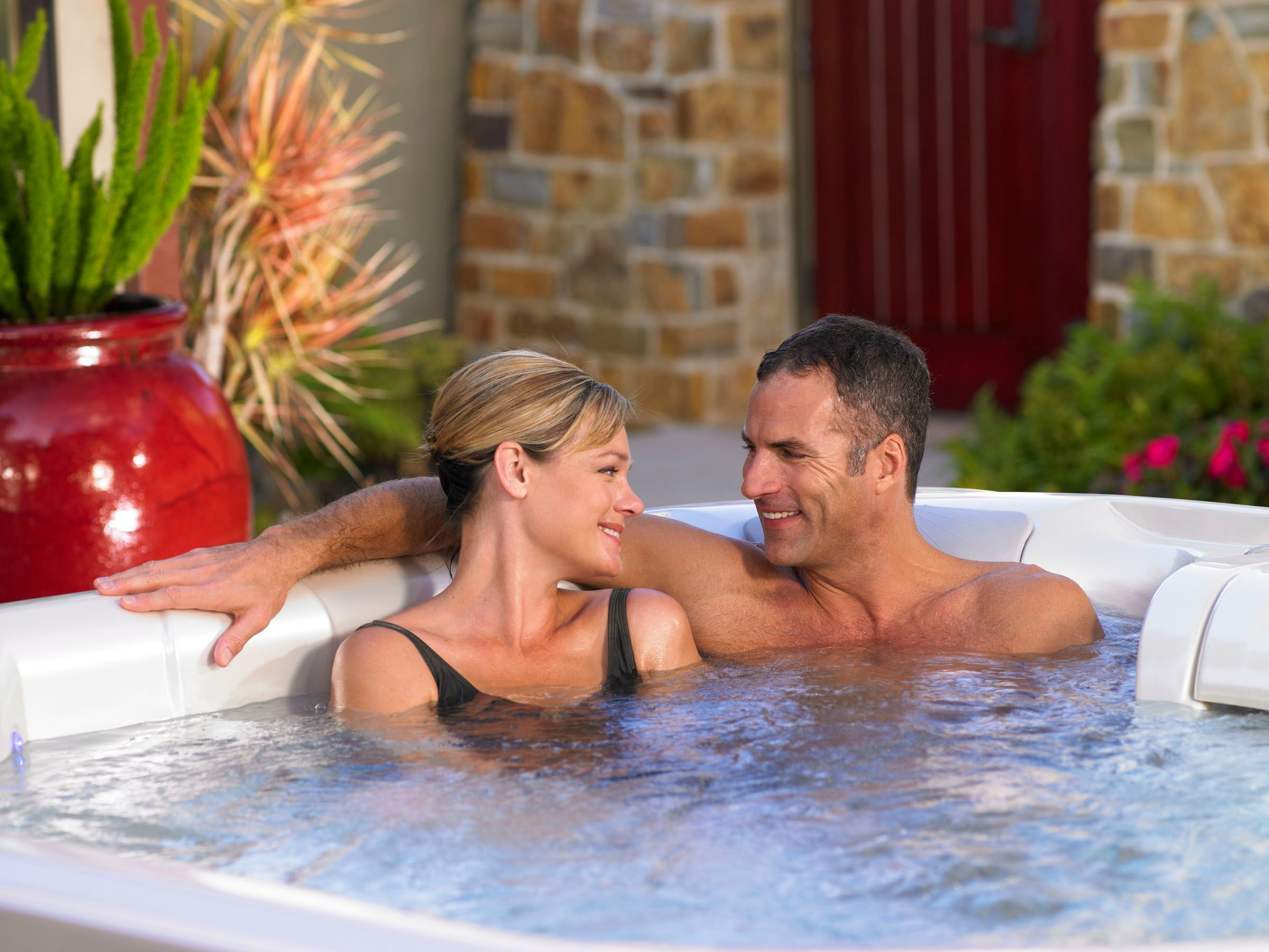 Spice Up Date Night with a Hot Tub this Fall