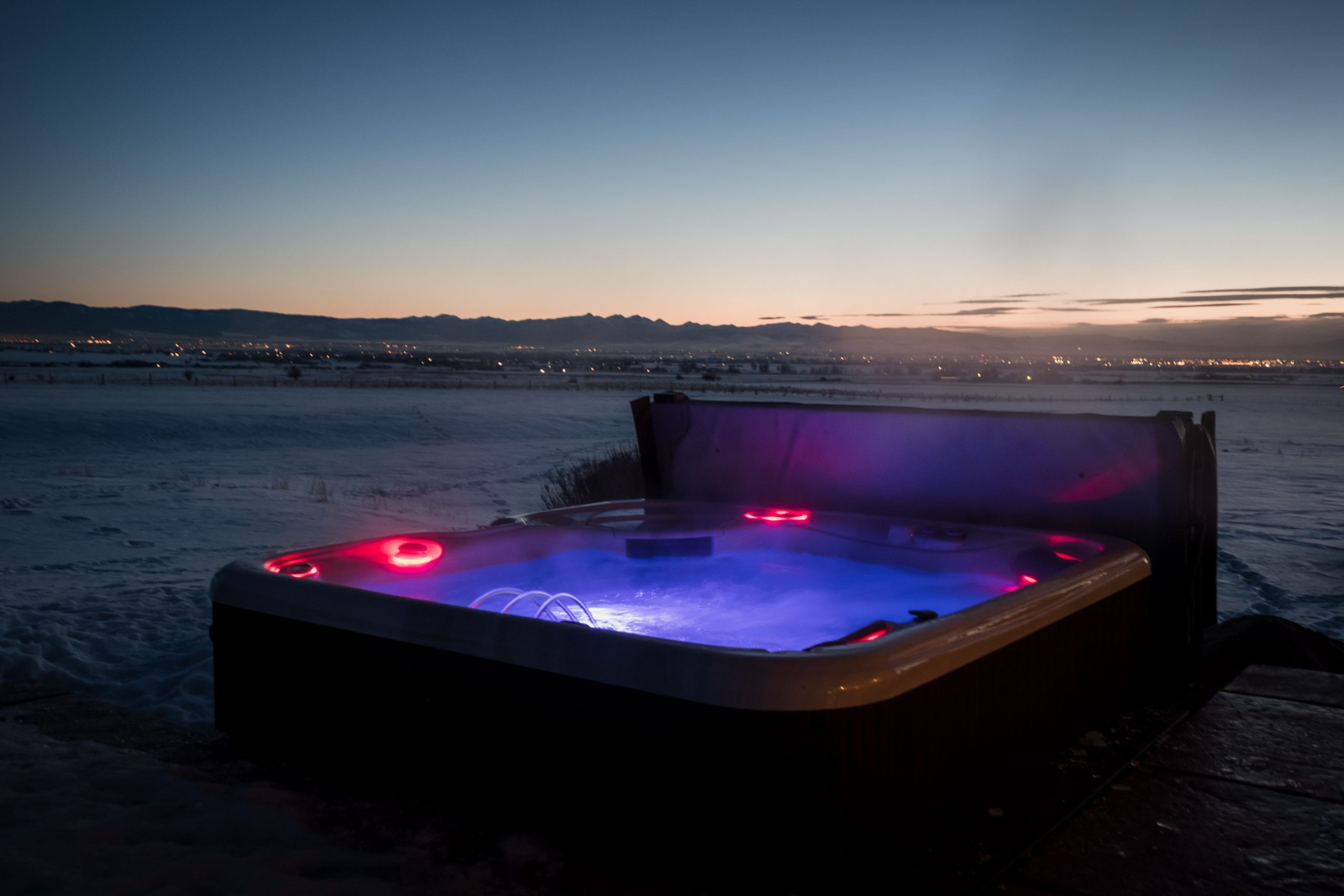 Transform Your Hot Tub into a Spooky Addition to Your Party