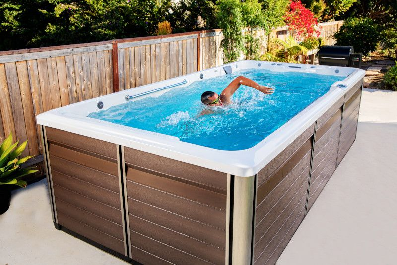 Swim Spas are a Great Alternative to Heated Pools