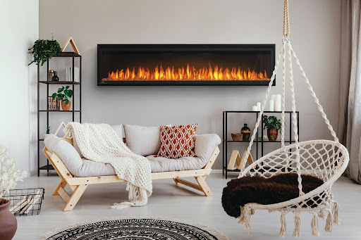 Why an Electric Fireplace is Perfect for a Family