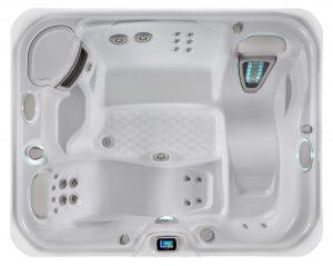 Hot Spring Triumph hot tub