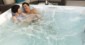 Blog- Freshwater Salt Water hot tub