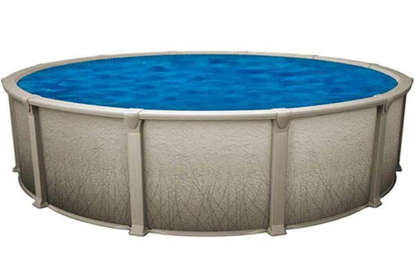 Influence 54″ Aboveground Swimming Pool - Islander Pools and ...