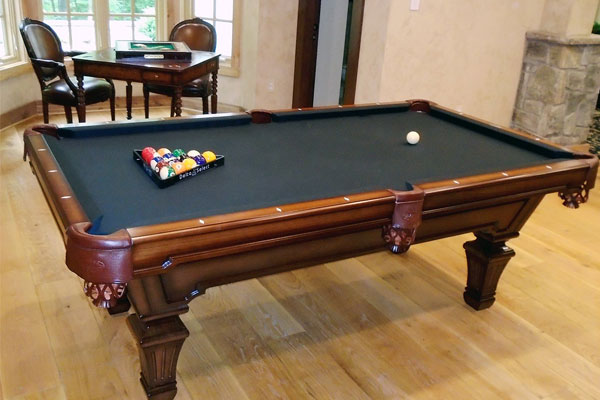 Olhausen Pool Tables Family Image