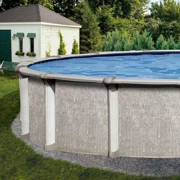 Sharkline Aboveground Pools Family Image