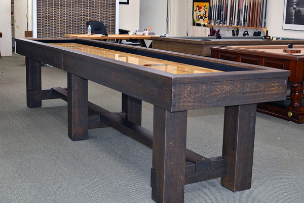 Olhausen Shuffleboard Tables Family Image